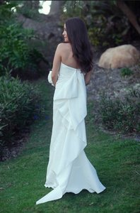 Lanvin Silk-faille Gown Wedding Dress