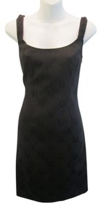 Dior short dress Black Little on Tradesy