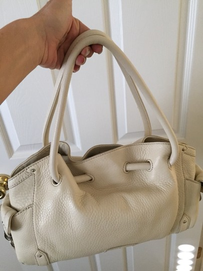 Cole Haan Tote in White Ivory