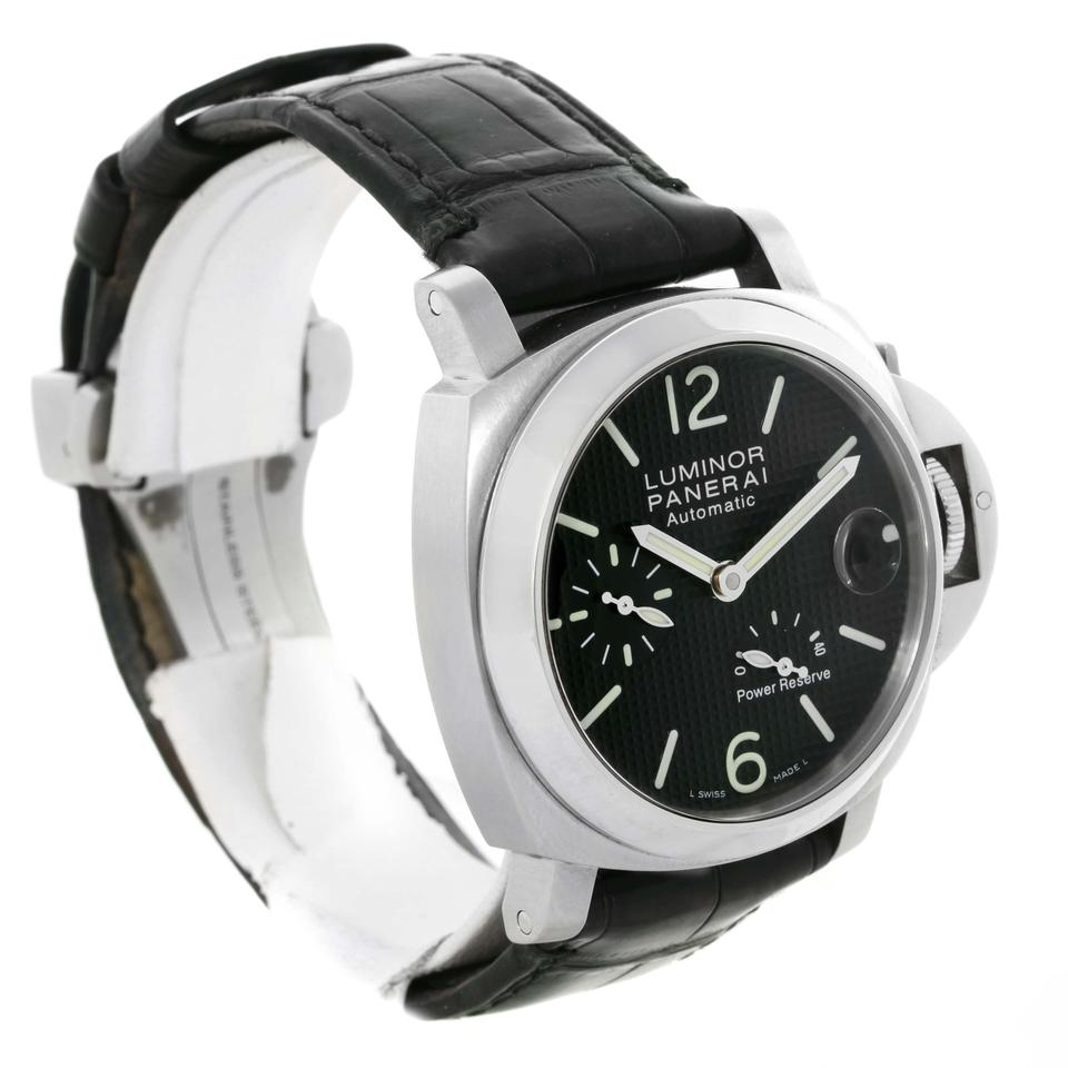 Panerai luminor power reserve 40mm watch pam00241 pam241 for Watches 40mm