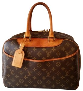 Louis Vuitton Speedy 30 Neverfull Epi Satchel in monogram