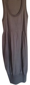 O12 short dress Grey on Tradesy
