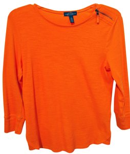 Ralph Lauren T Shirt Orange