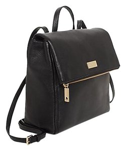Kate Spade Leather Gold Hardware Backpack