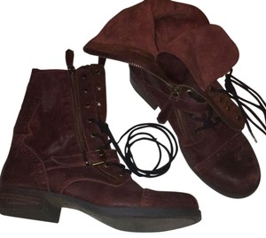 ALDO Burgundy, red Boots