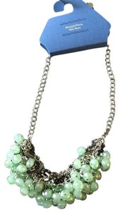 Simply Vera Vera Wang NWT Multi-Bead Bib/Statement Necklace