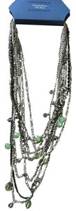 Simply Vera Vera Wang 9 Multi-Chain Long Necklace