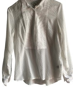 J.Crew Blouse Swiss Dot Tunic
