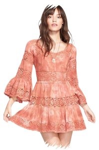 Free People short dress Sunrise on Tradesy
