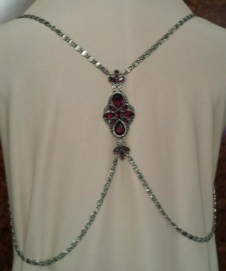 Other Bolero Back, Double Lariat, or Side Necklace