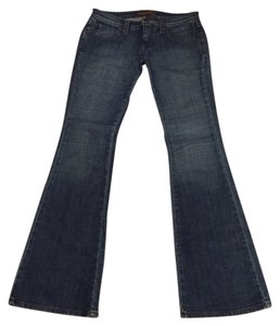 Frankie B Boot Cut Jeans-Medium Wash