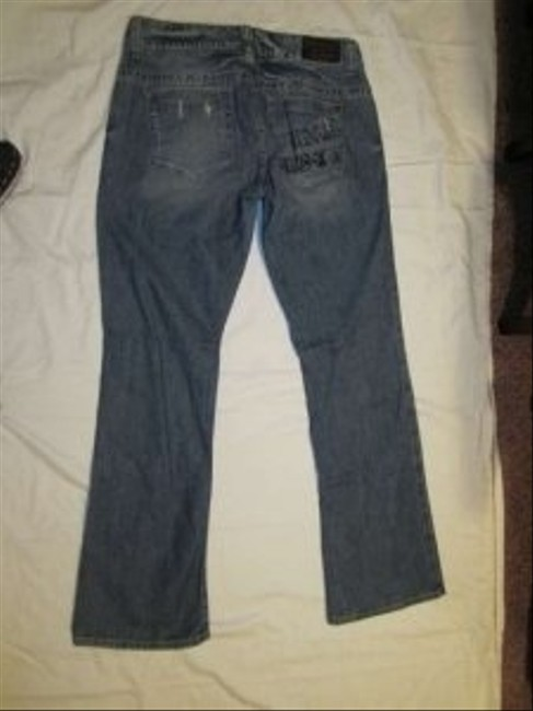 Guess Boot Cut Jeans-Medium Wash