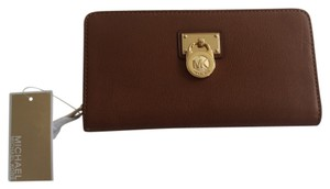 MICHAEL Michael Kors Hamilton Zip Around Wallet