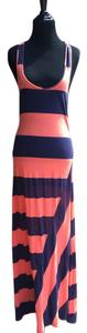 Rugby Stripe Maxi Dress by Splendid Maxi Racerback