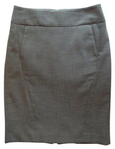 Ann Taylor LOFT #suit Pencil Skirt Grey