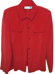 Travis Ayers Silk Pocketed Jacket