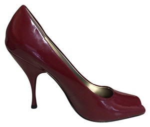 Nine West Cranberry Red Pumps