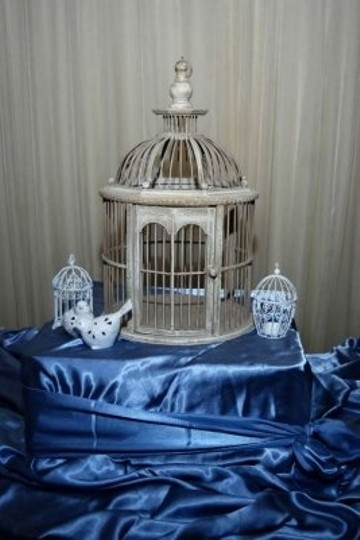 Preload https://img-static.tradesy.com/item/143215/stained-white-over-beige-large-birdcage-reception-decoration-0-0-540-540.jpg