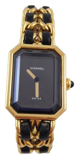 Chanel Chanel Vintage Classic Leather Chain Watch