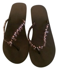 Unknown Brown Sandals