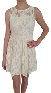 Altar'd State short dress Ivory on Tradesy