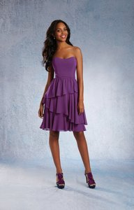 Alfred Angelo Violet 7321s Dress