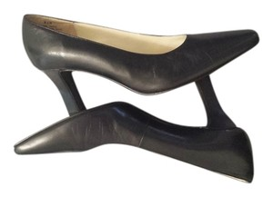 Sam & Libby Navy Blue Pumps