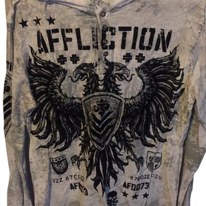 Affliction Sweater