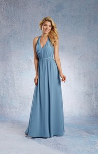 Alfred Angelo Once Upon A Time 7333l Destination Bridesmaid/Mob Dress Size 8 (M)