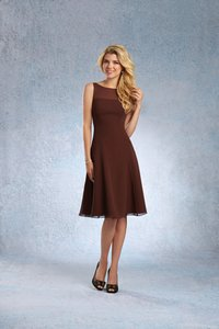 Alfred Angelo Chocoate 7340s Dress