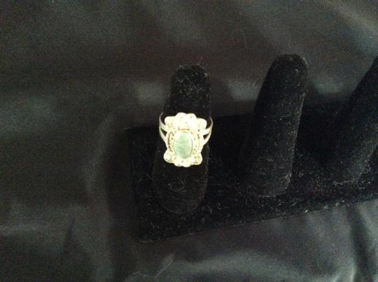 Other Sterling silver / green turquoise ring