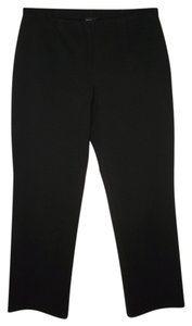 Eileen Fisher Ponte Rayon Knit Slim Pants
