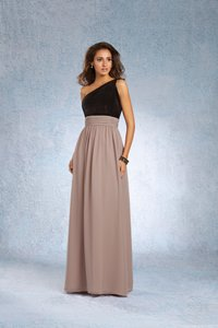 Alfred Angelo Black / Rum Pink 7343l Dress
