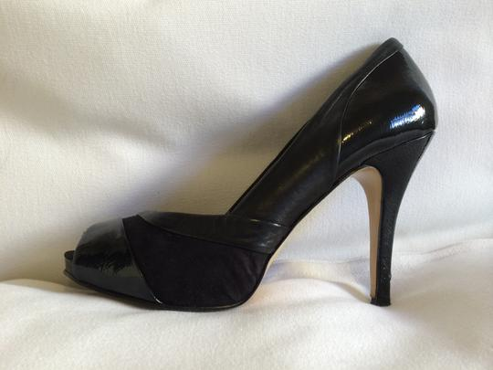 Nine West Black Pumps