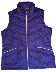 Kate Lord Quilted Zipper Vest