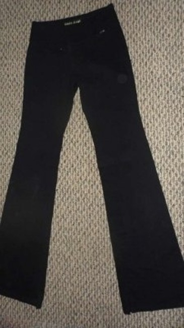 Guess Stretchy Fabric Logo On Front Hip Size 24 Exact Measurements Are 26