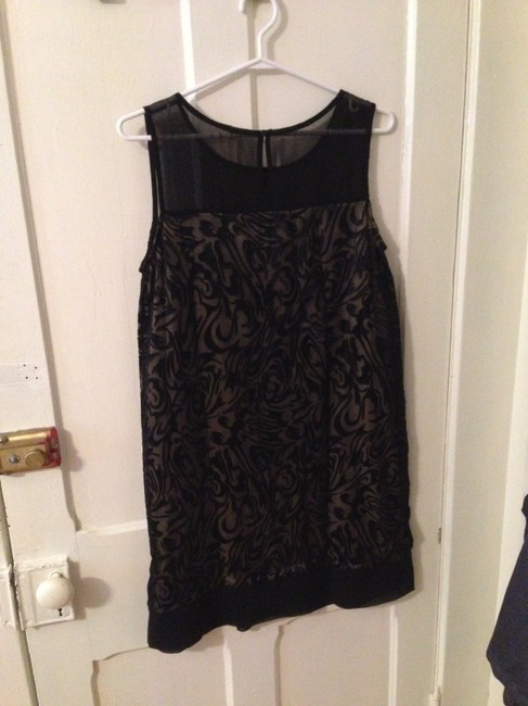 Hem & Thread Sheer Lace Dress
