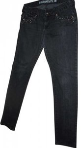 GUESS Denim Skinny Jeans-Dark Rinse