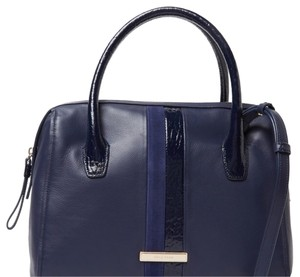 Cole Haan Satchel in Navy blue