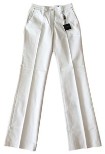 Burberry Golf Trouser Straight Pants Stone