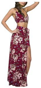 Other Backless Maxi Dress