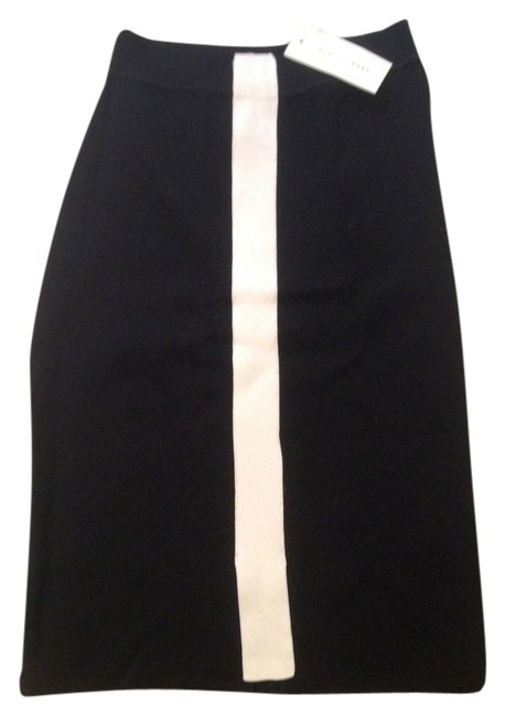 Tiki Tirawa Skirt Black & White