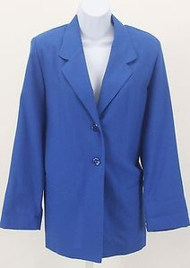 Sag Harbor Sag Harbor Blue Blazer B193