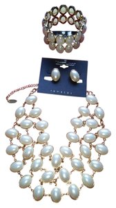 Traci Lynn fashion jewelry Pearl Crush