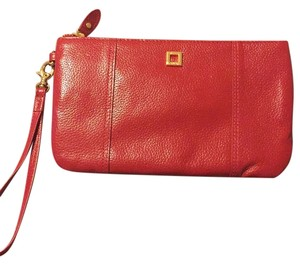 Lodis Wristlet in Red