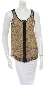 Rag & Bone Silk Summer Spring Top Floral