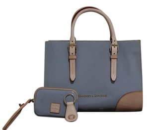 Dooney & Bourke Satchel in Gray