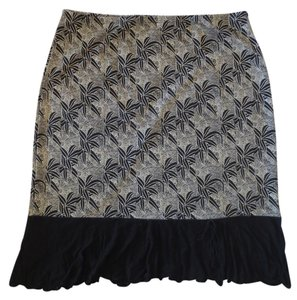StudioM Skirt black/cream