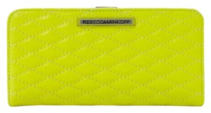 Rebecca Minkoff Rebecca Minkoff Sophie Quilted Leather Snap Wallet