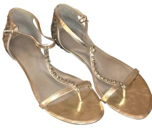 Kenneth Cole Pale gold Sandals
